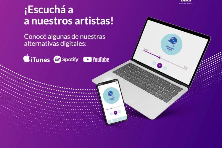 San Luis Disco - Reconocimiento Mundial